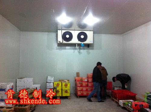 上海制作冷库公司推荐肯德制冷