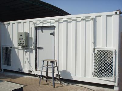移动冷库价格 移动冷库安装步骤