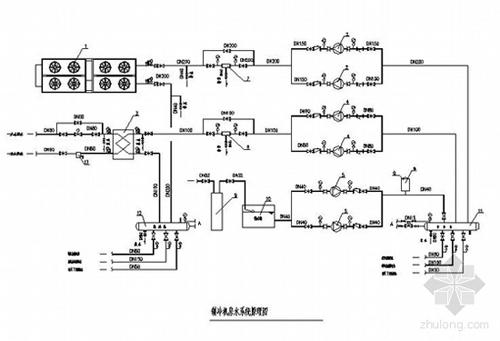 欧宝体育平台官方制冷机房设计图示例-欧宝体育平台介绍制冷