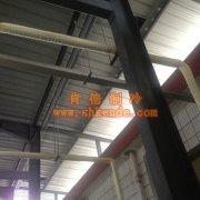 上海永来物流1200平米物流欧宝体育平台官方工程案例
