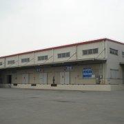 上海佳杜实业二期2000平米物流欧宝体育平台官方工程案例